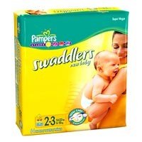 Pampers Diapers (mega pack)
