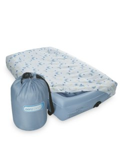 Toddler Aero Bed with Linens