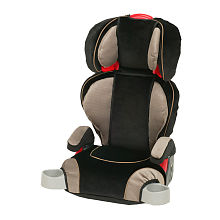 Turbo Booster Car Seat with Back